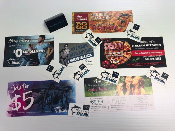 Free Business Card & Printing Sample Kit - PrintShark