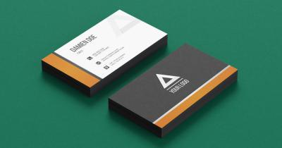 Business in the Palm of Your Hand Printing Your Own Custom Business Cards
